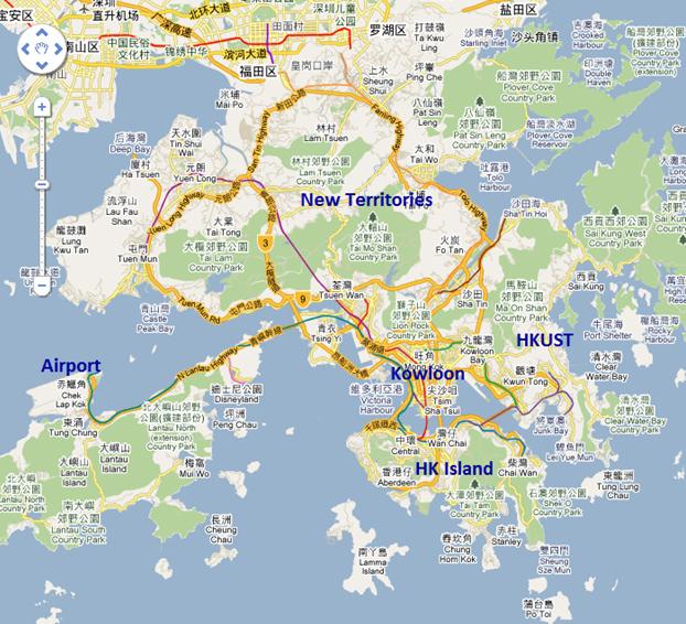 Envr.ust.hk